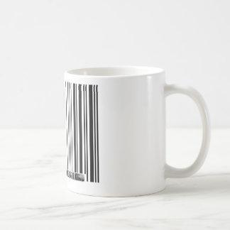 barcode copy coffee mug