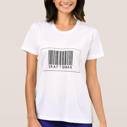 Barcode Draftsman Tees T-Shirt, Hoodie, Sweatshirt