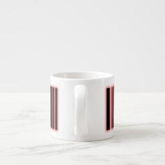 Barcode Espresso Cup