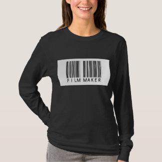 Barcode Film Maker T-Shirt