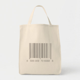 Barcode Grocery Tote