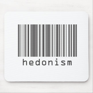 Barcode - Hedonism Mouse Pad