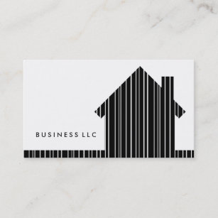 Barcode business cards templates zazzle barcode home business card colourmoves