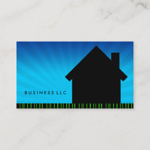Barcode business cards templates zazzle barcode home sunrise business card colourmoves