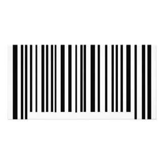 barcode icon card