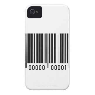 Barcode Identification Case-Mate iPhone 4 Cases