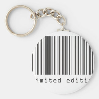 Barcode - Limited Edition Keychain