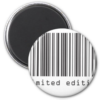 Barcode - Limited Edition Magnet