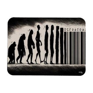 Barcode magnet