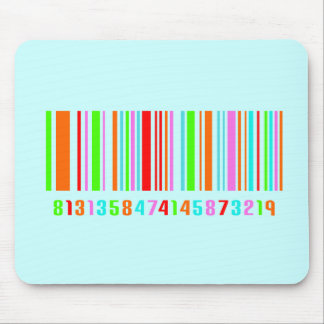 Barcode Mouse Pad