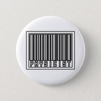 Barcode Physicist Button