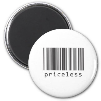 Barcode - Priceless Magnet
