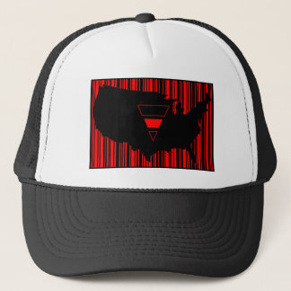 Barcode Required Trucker Hat