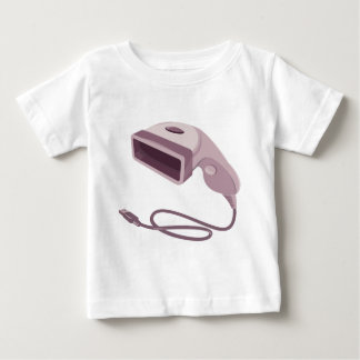barcode scanner reader usb cable t shirt