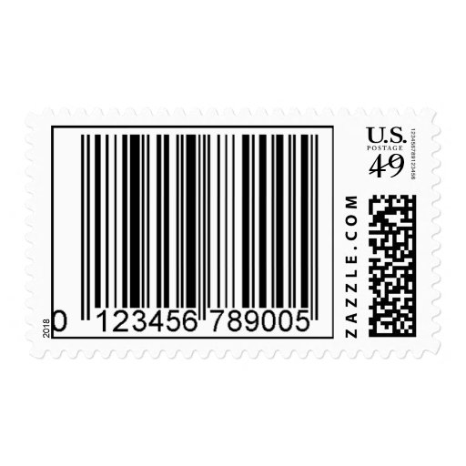Barcode stamps!