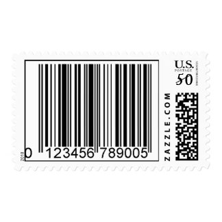 Barcode stamps! postage