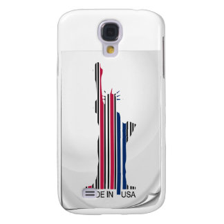 barcode sticker made in usa galaxy s4 cover