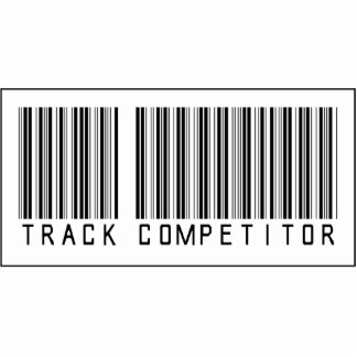 Barcode Track Competitor Cut Outs
