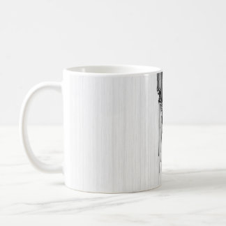 Barcode Zebra Coffee Mug
