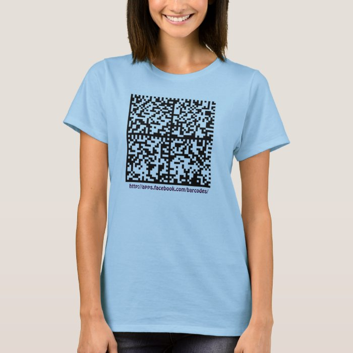 Barcoded T-Shirt