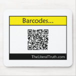 Barcodes... Mouse Pad