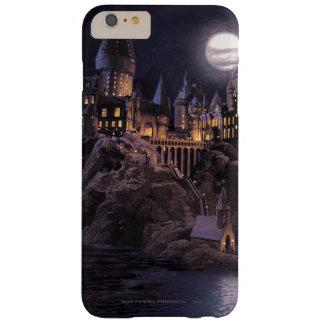 Barcos de Hogwarts a escudarse Funda Barely There iPhone 6 Plus