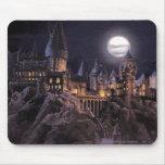 Barcos de Hogwarts a escudarse Tapete De Raton