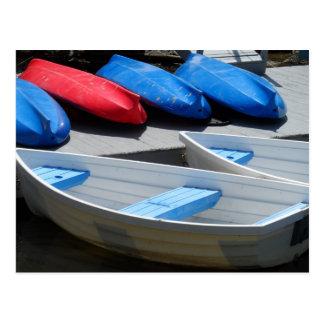 Barcos de Maine Postales