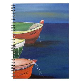 Barcos de pesca de Grenada Libreta