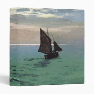 "Barcos de pesca en el mar carpeta 1"""