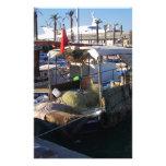 Barcos de pesca turcos  papeleria de diseño