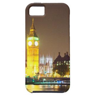 Barcos de río de Londres - fotografía iPhone 5 Funda