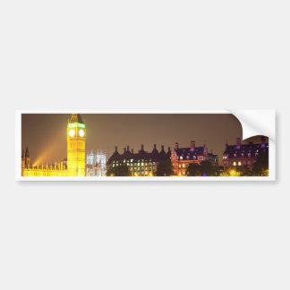 Barcos de río de Londres - fotografía Pegatina Para Auto
