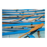 Barcos de Rowing en Henley en Thames Reino Unido Impresiones