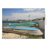 Barcos de San Miguel Tarjeta