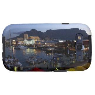 Barcos en el puerto, Suráfrica Galaxy S3 Cárcasas