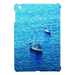Barcos en la bahía de Purau iPad Mini Carcasas