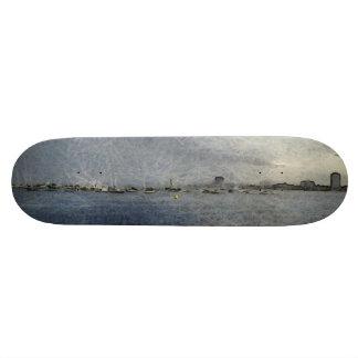Barcos en Melbourne Tabla De Skate