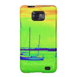 Barcos Samsung Galaxy SII Carcasas