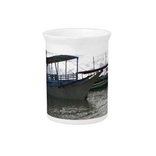 Barcos Jarra Para Bebida