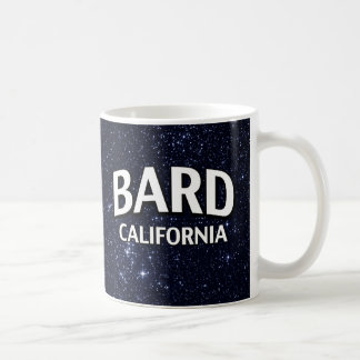 Bard California Coffee Mug