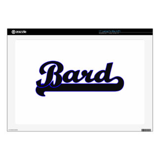 Bard Classic Job Design Laptop Skins