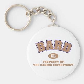 Bard Keychain