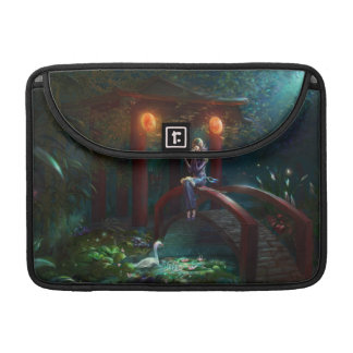 Bard Macbook Pro Rickshaw Flap Sleeve