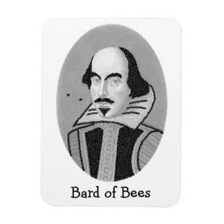 Bard of Bees - Magnet