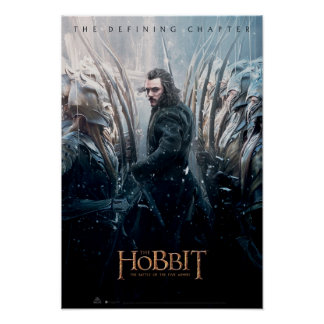 BARD THE BOWMAN™ Amongst Army Poster