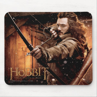 BARD THE BOWMAN™  and Characters Movie Poster Mouse Pad