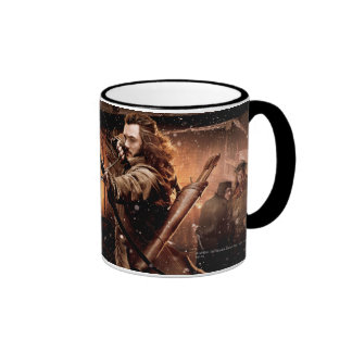 BARD THE BOWMAN™  and Characters Movie Poster Ringer Coffee Mug