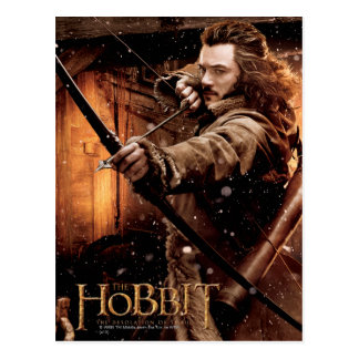 BARD THE BOWMAN™  and Characters Movie Poster Postcard