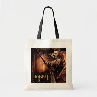 BARD THE BOWMAN™  and Characters Movie Poster Tote Bag